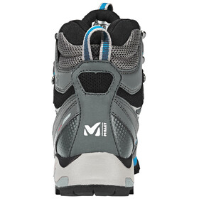 Millet High Route Mesh Shoes Women aqua/dark grey